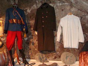 Uniform und Rüstungssorten für Mannschaften.