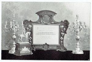 Ehrengaben der Stadt BRÜNN zu zweihundertjährigen Regimentsjubiläum.