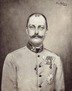 Seine kaiserliche und königliche Hoheit Erzherzog Franz Salvator, Oberst und Regimentskommandant 1898 - 1902
