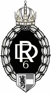 Wappen Dragoner Nr. 6